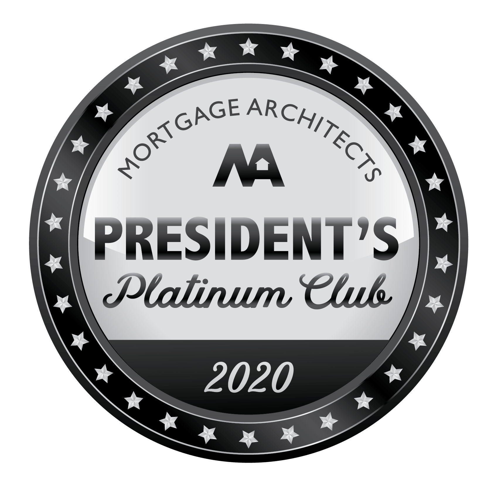 2020 Presidents Platinum Club