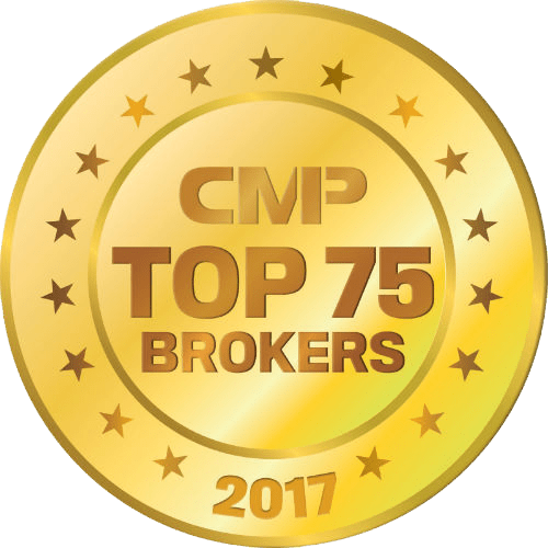 Top 75 Brokers 2017