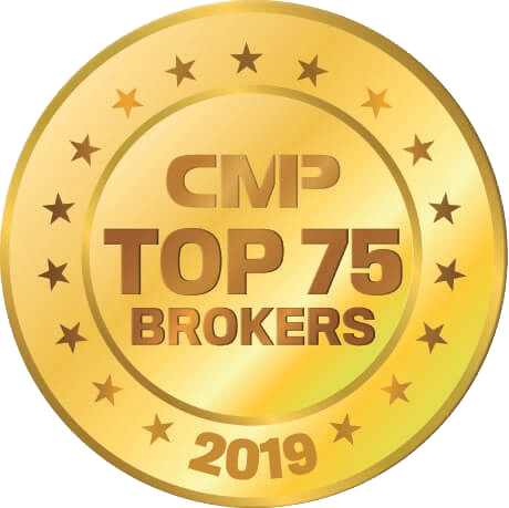 Top 75 Brokers 2019